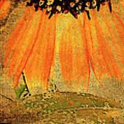 Sunflower Montage Poster