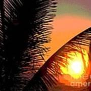 Sunlight - Ile De La Reunion - Reunion Island Poster