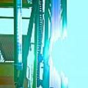 Sunlit Ferris Poster