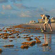 Sunrise At Cocoa Beach Poster