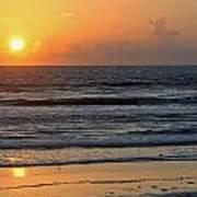 Sunrise Daytona Poster