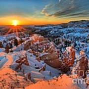 Sunrise Delight Poster