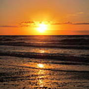 Sunrise In Texas 4 Poster