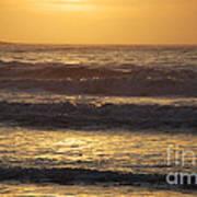 Sunrise Newport Ri Winter 2013 Poster