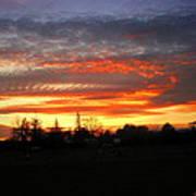 Sunset 02 28 13 Poster