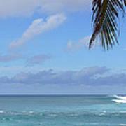 Sunset Beach Oahu Hawaii Poster