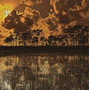 Sunset Jd II Poster