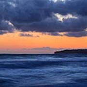 Sunset Over Dana Point Poster