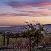 Sunset Over Sonoma Coast Poster