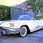 Sunset Thunderbird 2 Palm Springs Poster