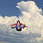 Super David Poster