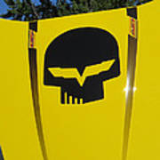 Superhero Carhod Poster
