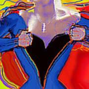 Superwoman Poster