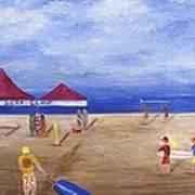 Surf Camp Poster