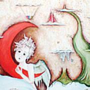 Surrealismo Interior Poster by Belen Jauregui