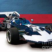 Surtees Ts8 F5000 Poster