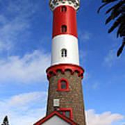 Swakopmund Lighthouse Poster