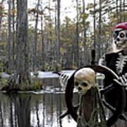 Swamp Pirate Poster