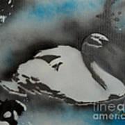 Swan Dream Poster