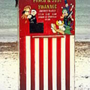 Swanage Punch And Judy Poster