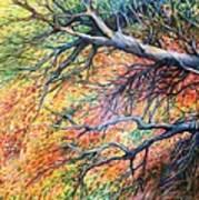 Sway Dancing Trees Poster