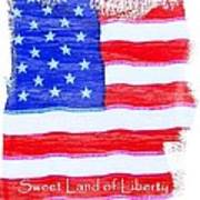 Sweet Land Of Liberty Poster