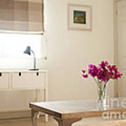 Sweetpea Table Poster