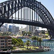 Sydney Harbour Bridge Poster
