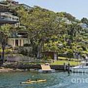 Sydney Seaside Villas Three Poster