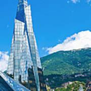 Symbol Of Andorra Poster