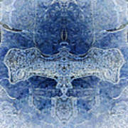 Symmetrical Ice 2 Poster