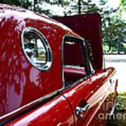 Vintage Car - Opera Window T-bird - Luther Fine Art Poster