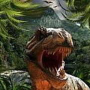 T-rex Poster