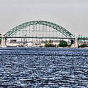Tacony Bridge Poster