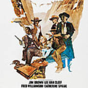 Take A Hard Ride, Us Poster, From Left Poster