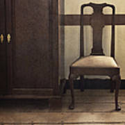 Take A Seat Poster by Margie Hurwich