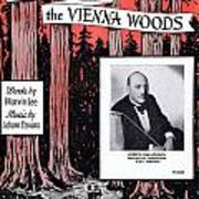 Tales From The Vienna Woods Poster