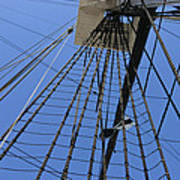 Tall Ship IIi Poster