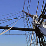Tall Ship Iv Poster
