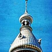 Tampa Beauty - University Of Tampa Photography By Sharon Cummings Poster