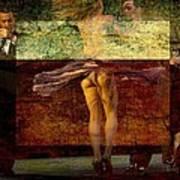 Tango Lovely Legs Poster