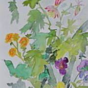 Taos Spring Poster