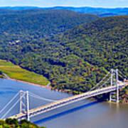 Bear Mountain Bridge 2 Poster