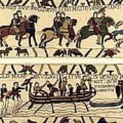 Tapestry Of Bayeux. The Complete Poster