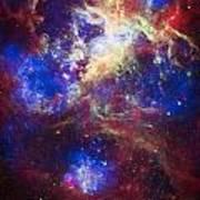Tarantula Nebula 2 Poster