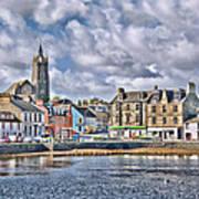 Tarbert -  Loch Fyne Poster
