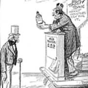 Tariff Bill, 1921 Poster