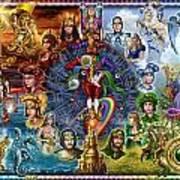 Tarot Of Dreams Poster