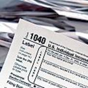 Tax Time  Poster