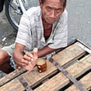 Tea Then Rum Poster